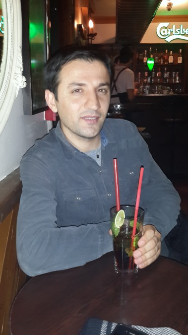 Uğur Kaya, 35, Istanbul, Turkey