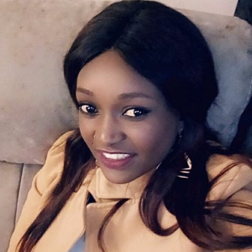 Anna, 27, Nairobi, Kenya