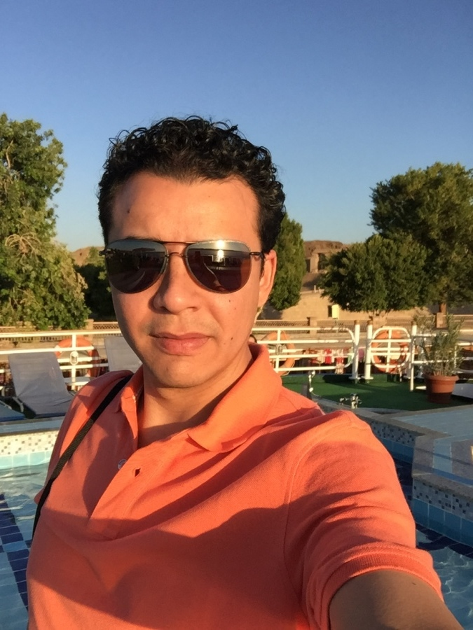 Roberto Escobedo Valdez, 41, Mexico City, Mexico
