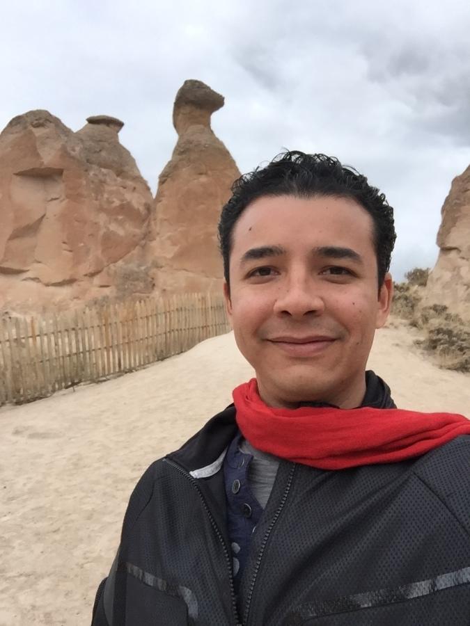 Roberto Escobedo Valdez, 40, Mexico City, Mexico