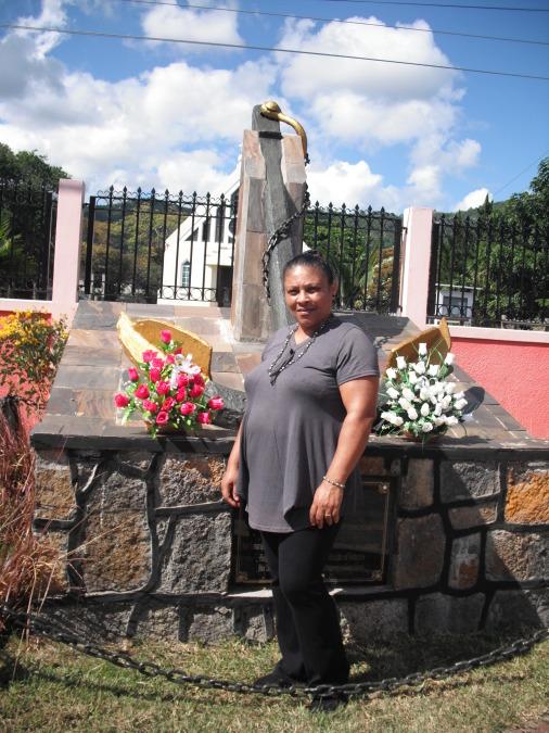 Mirinna Labonne, 55, Maurice, United States