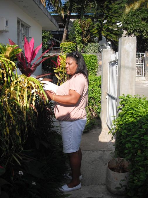 Mirinna Labonne, 54, Maurice, United States