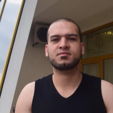 Ahmed Aldabbashy, 31, Odesa, Ukraine