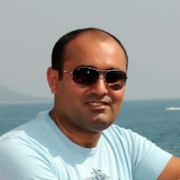 Miracl Habibi, 37, Baku, Azerbaijan