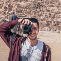 Omar Moffy, 23, Cairo, Egypt