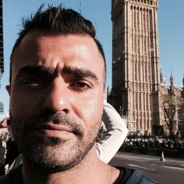Rehan Rehman, 34, Dubai, United Arab Emirates