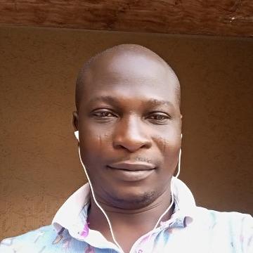Adewale Adesope, 38, Lagos, Nigeria