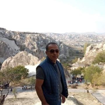 m-alp, 44, Istanbul, Turkey