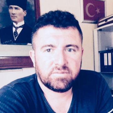 Deniz Şahin, 32, Afyon, Turkey