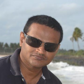 neil pereira, 43, Colombo, Sri Lanka