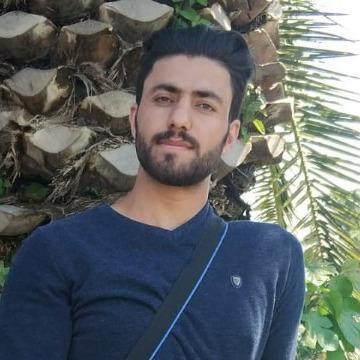 Sinan Şahin, 23, Ankara, Turkey
