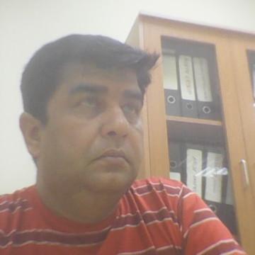 Abrar Siddiqui, 49, Dubai, United Arab Emirates