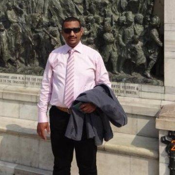 ahmed, 36, Cairo, Egypt