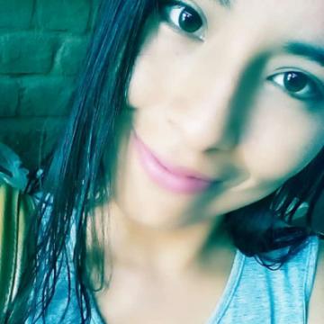 Angye, 21, Trujillo, Peru