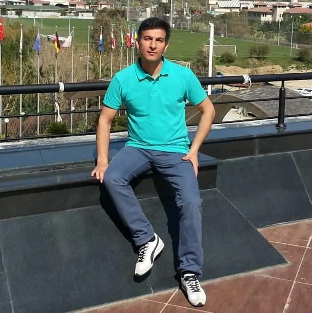 Aydin sahin, 45, Istanbul, Turkey