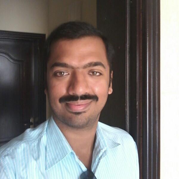 Cheriyan Abraham Elenjickal, 31, Doha, Qatar