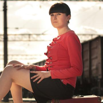 Tanya, 29, Sverdlovs'k, Ukraine