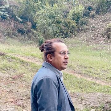 Pikoraj, 45, Darjeeling, India