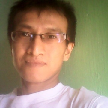 Noviandy, 40, Malang, Indonesia