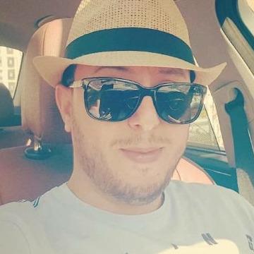 Anis Boufares, 33, Muscat, Oman