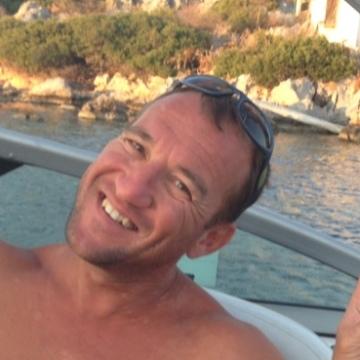 ismail, 46, Bodrum, Turkey