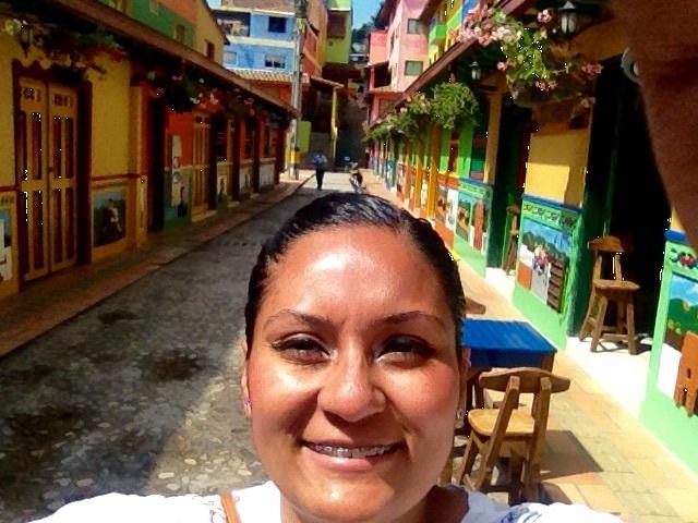 Imelda Muñoz, 32, Guadalajara, Mexico