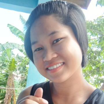 Ellenjoy Gallero, 21, Iloilo City, Philippines