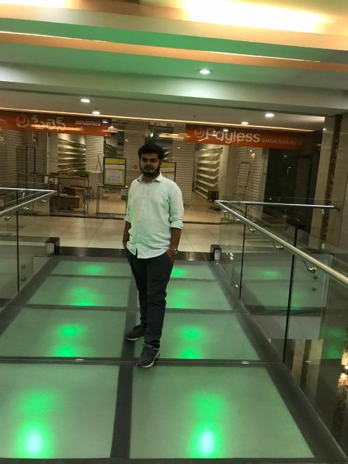 Jitesh, 28, Rajkot, India