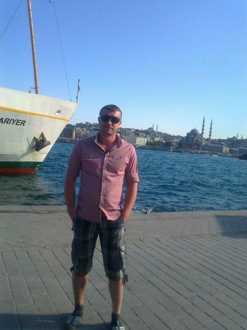 Anton, 35, Istanbul, Turkey