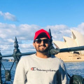 Alj, 27, Sydney, Australia
