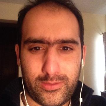 Assad Masood, 32, Jeddah, Saudi Arabia