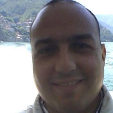 Marko Miladinovic, 37, Belgrade, Serbia