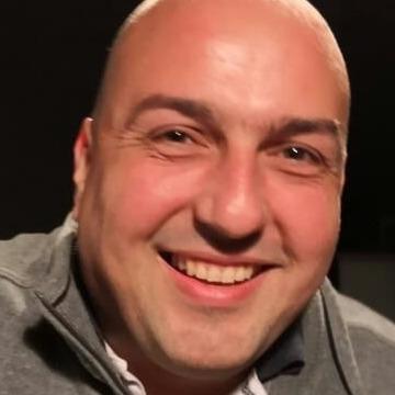 Marko Miladinovic, 39, Belgrade, Serbia