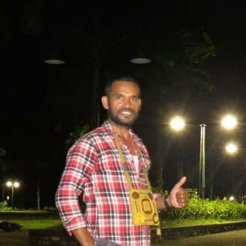 Albertus Sapari, 32, Yogyakarta, Indonesia