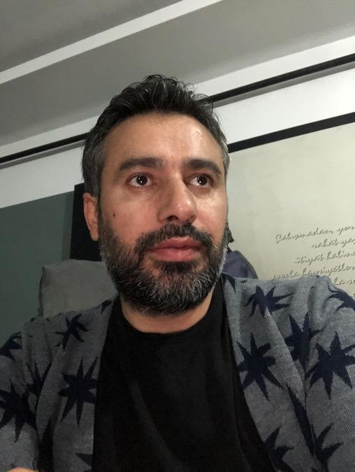 Osman Bahar, 38, Istanbul, Turkey