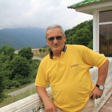 Niyazi Ahmedov, 63, Baku, Azerbaijan