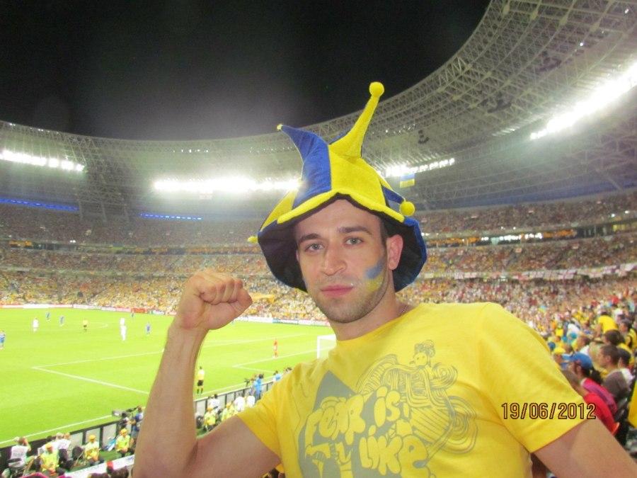 Oleg Pronin, 35, Dnipro, Ukraine