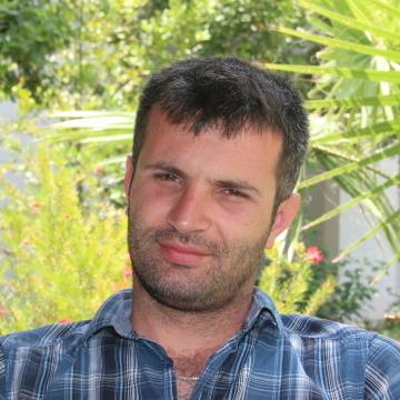 Bora, 34, Ankara, Turkey