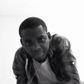 Sunday omomia, 22, Lagos, Nigeria