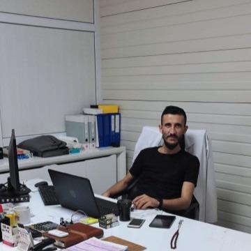Mustafa Özdemir, 29, Gaziantep, Turkey
