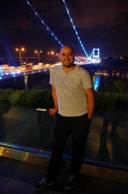 Murat Kan, 37, Istanbul, Turkey