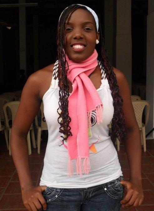 zuleima mina, 30, Cali, Colombia