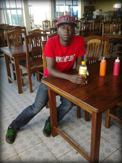 Albo Khalif, 29, Nairobi, Kenya