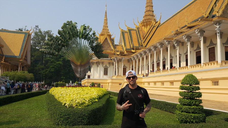 Chad, 41, Siem Reap, Cambodia