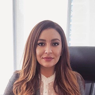 Denisa Nicolae, 32, New York, United States