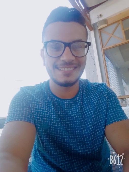 Mohamed Abohalima, 25, Cairo, Egypt