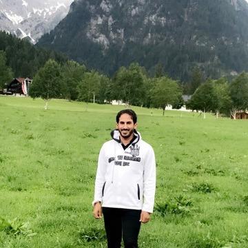 Fahad, 30, Zurich, Switzerland