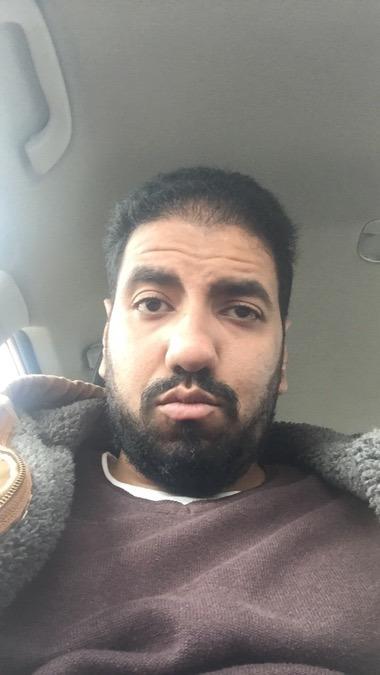 Mahmoud Abdelraheem, 30, Cairo, Egypt
