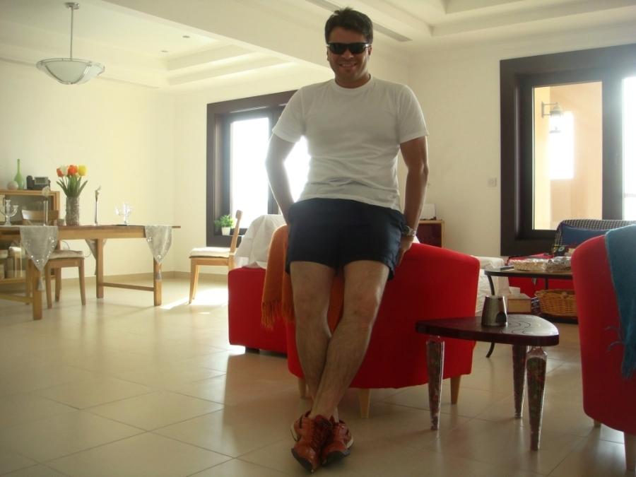 Ali Kassem, 43, Abu Dhabi, United Arab Emirates
