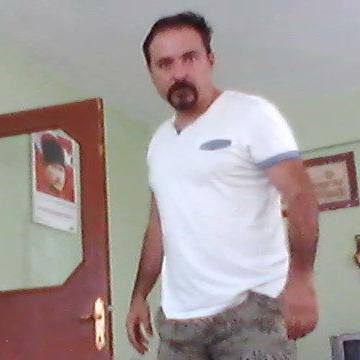 Ata Andac Dogan, 51, Istanbul, Turkey